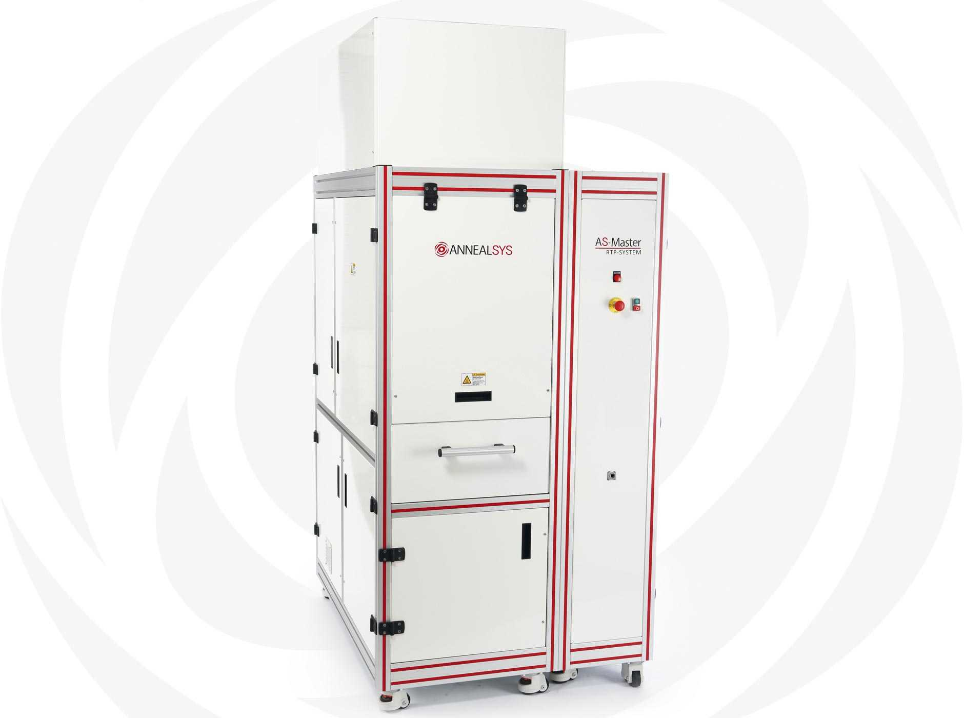 AS-Master Rapid Thermal Processing / Rapid Thermal Chemical Vapor Deposition system.