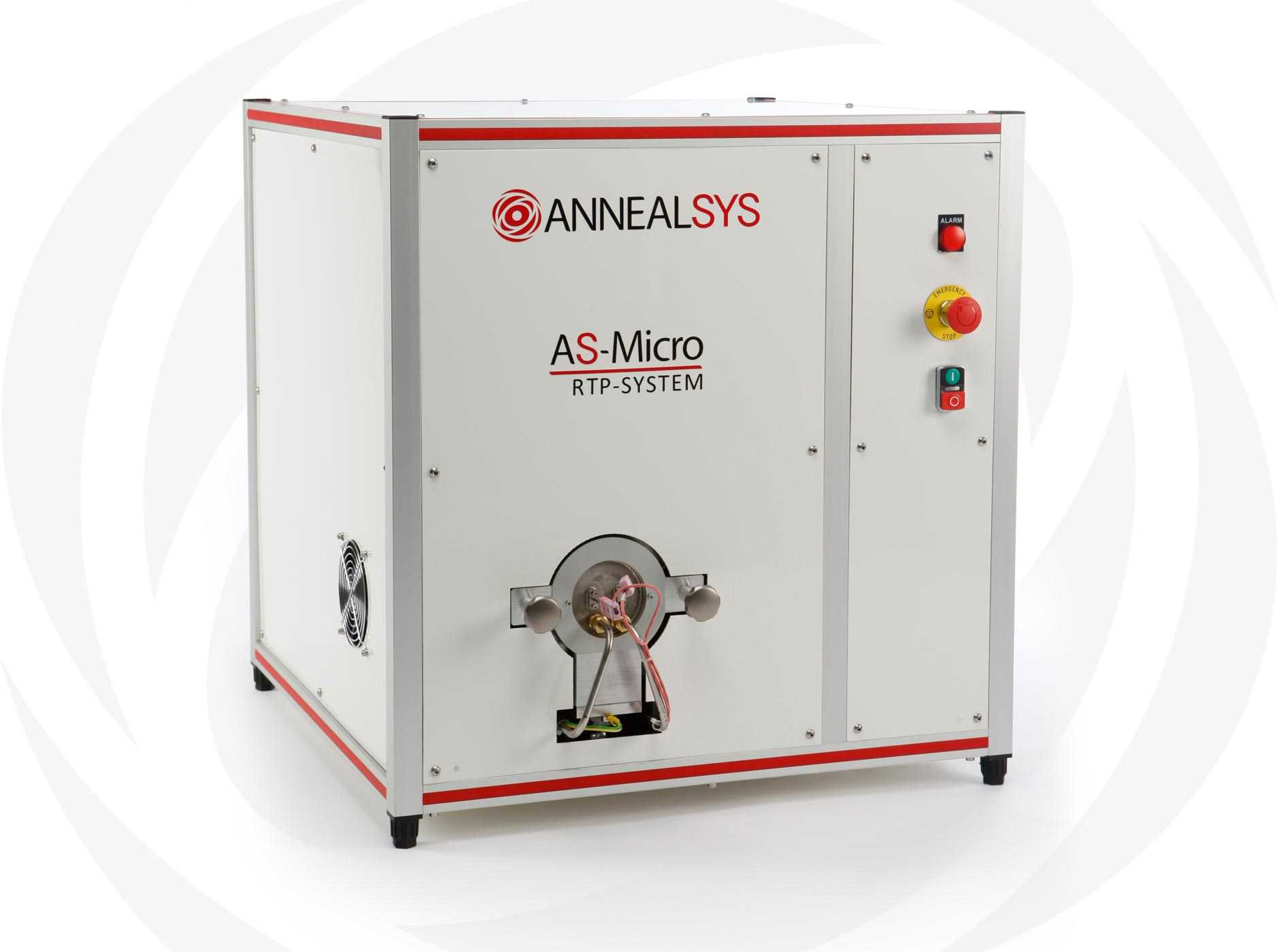 AS-Micro Economical 3-inch Rapid thermal processing system
