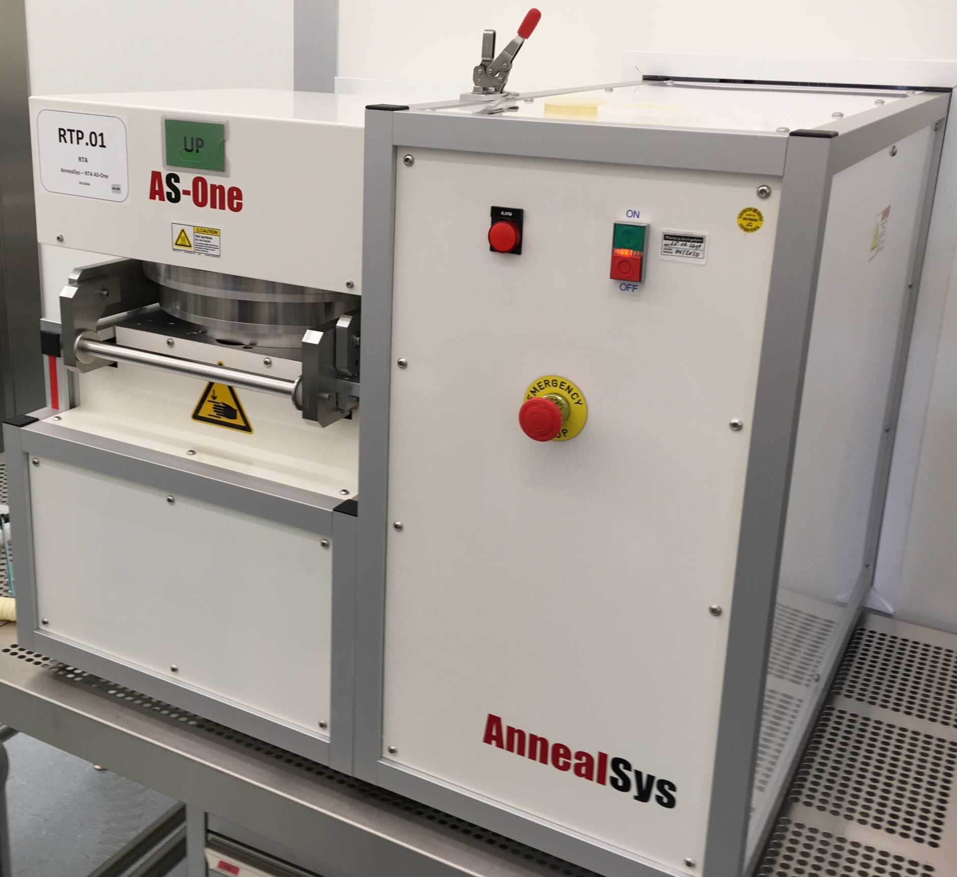 AS-One 150 Second Hand Systems systems
