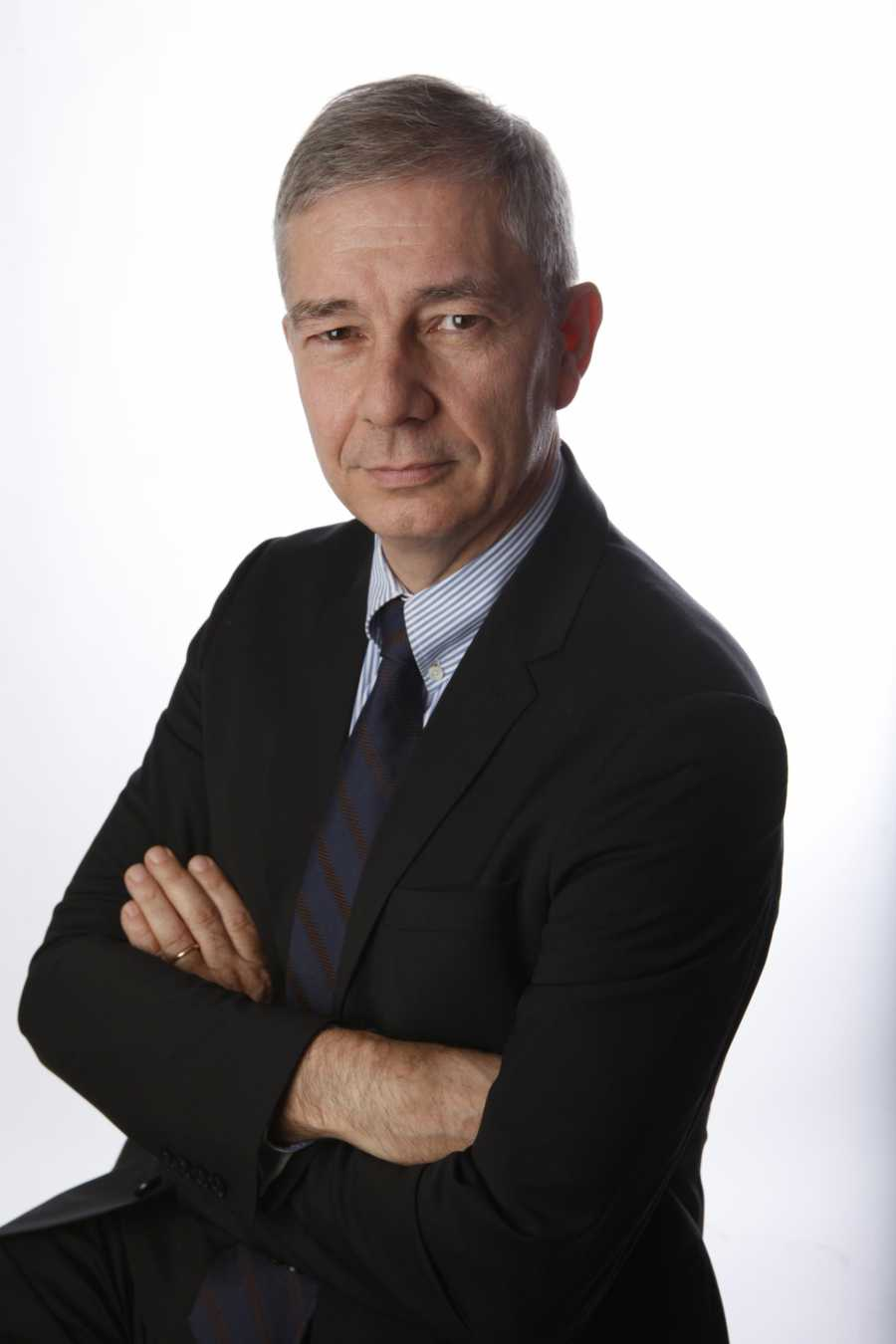 Portrait F.Laporte President and CEO. Formerly founder, president and CEO of Jipelec and has 25 years background in development of Rapid Thermal Processing and Chemical Vapor Deposition systems.