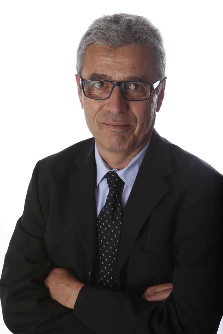 Portrait Jean-Claude Duchayne, Managing director and CFO. Has previously served as CFO in various companies of the semiconductor industry including groups of SMEs, Jipelec and Qualiflow.